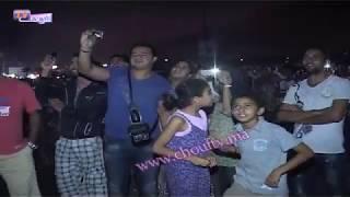 الشهب الاصطناعية تزين سماء البيضاء بمناسبة عيد العرش | شوف الصحافة