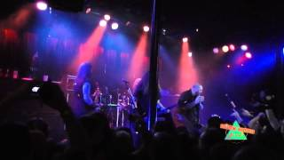 EXODUS ~ Bonded by Blood ~ 12/20/13 on ROCK HARD LIVE