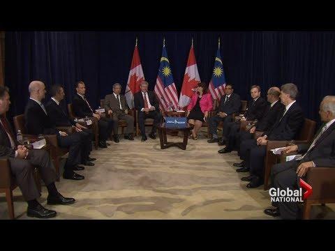 Harper attending Asia-Pacific Economic Summit