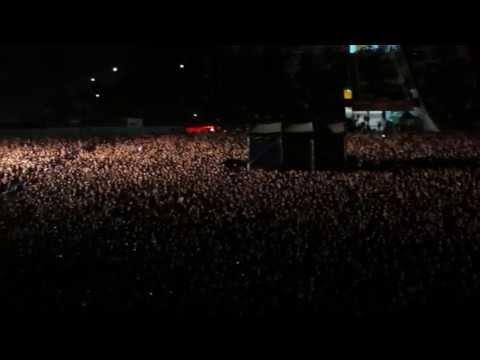 Balck Sabbath Paranoid. Live Argentina  La Plata 2013
