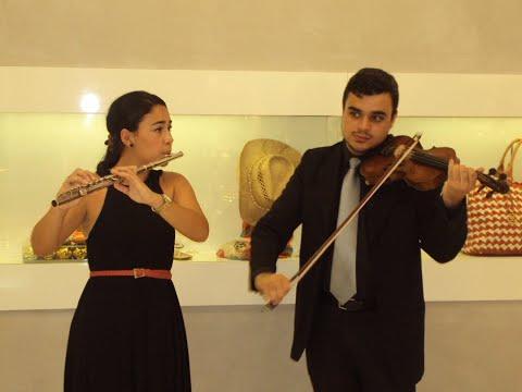 Hinos CCB Flauta e Violino Completo