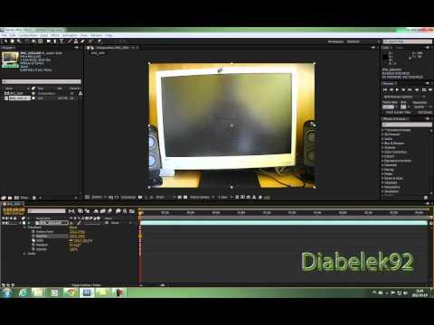 Jak zrobić efekt trzęsienia obrazu w AAE