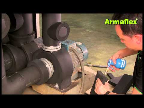 Armacell - Insulation of a chiller pump (Thai)
