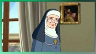 61 Madre Teresa: Cartoni Per Bambini (4 Di 7)
