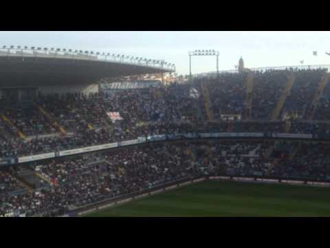 Persbusse on Tour: Málaga - Atletico Madrid (0-1)