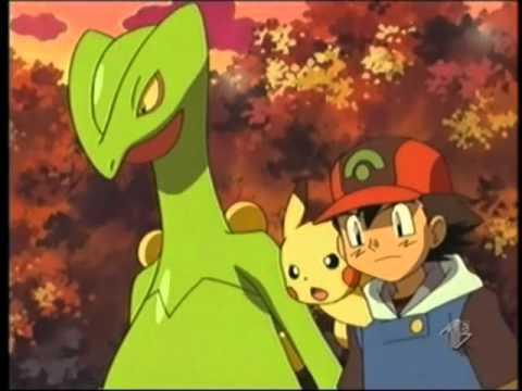 pokemon battle frontier la crisi di sceptile