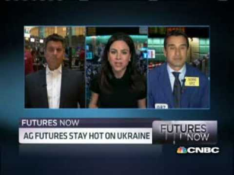 ukraine uncertainty hits grains