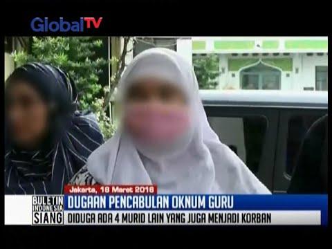 Guru bahasa Inggris di sebuah SMP negeri ternama di Jakarta, cabuli siswinya - BIS 18/03