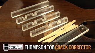 Watch the Trade Secrets Video, TJ Thompson Top Crack Repair Video