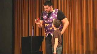 Canada's Funniest Magician Broderick Mauro