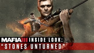 Mafia III - Inside Look: Stones Unturned