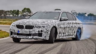 New BMW M5 (2018) Why All-Wheel Drive? [YOUCAR]. YouCar Car Reviews.