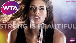 WTA Strong Is Beautiful Short Film Sharapova, Serena