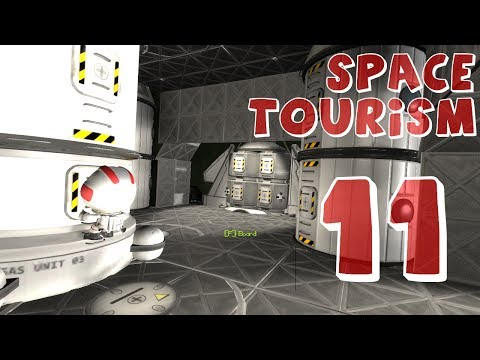 Space Tourism - Episode 11 (Kerbal Space Program)