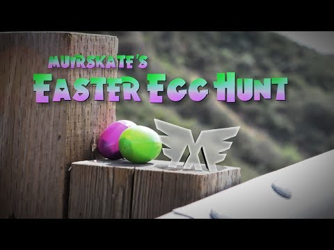 Muir Skate Longboard Shop | 2014 Easter Egg Hunt
