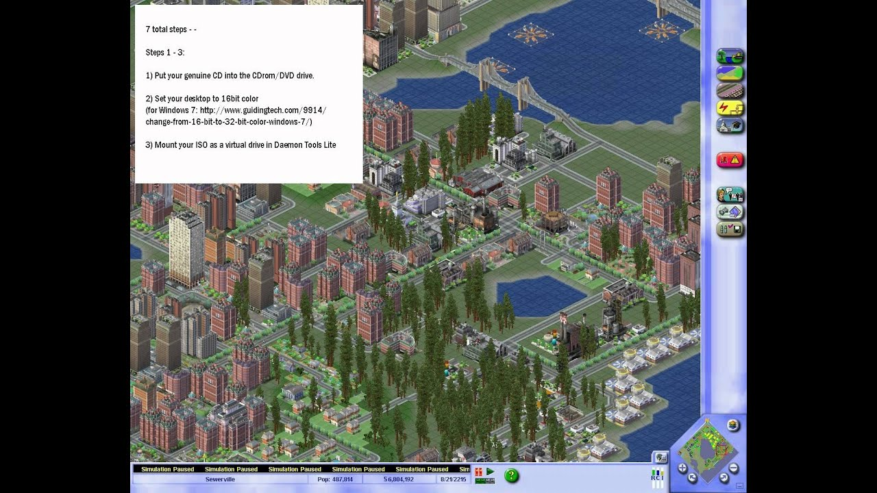 Simcity 3000 Unlimited No Cd