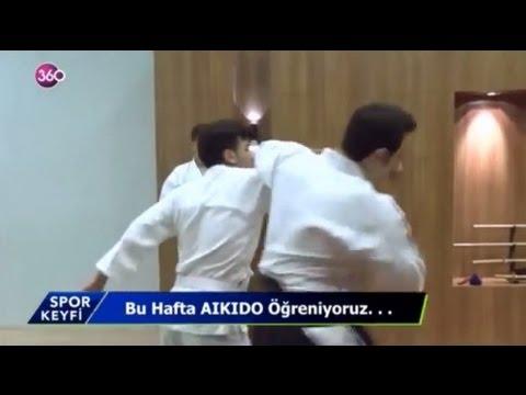 Aikido Teknikleri - Spor Keyfi