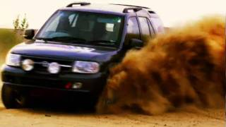 Tata Safari - Full Throttle