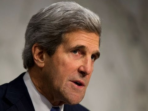 Former U.S. ambassador: Secretary Kerry should be on plane for Baghdad