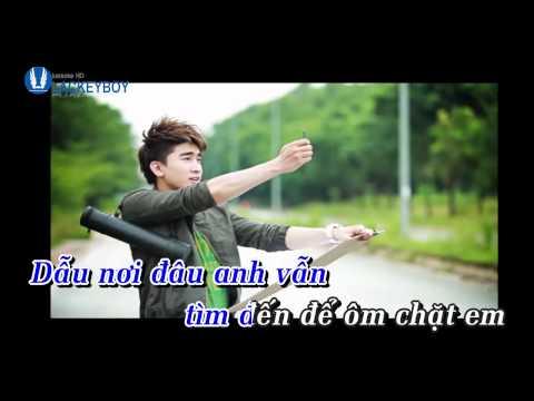 [Karaoke] Anh Không Sao Đâu - Chi Dân
