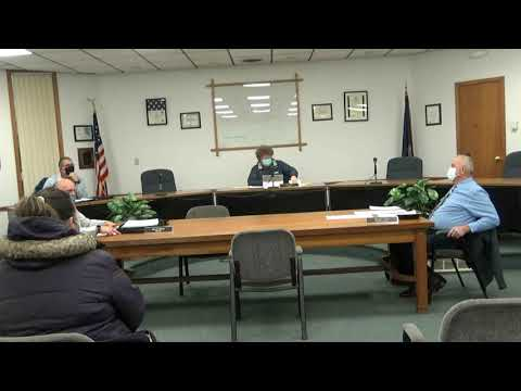 Rouses Point Village Board Meeting  12-7-20