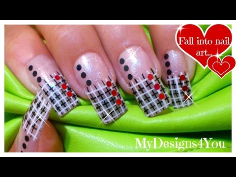 Watermelon Inspired Water Marble Nail Art Tutorial Fruit By The