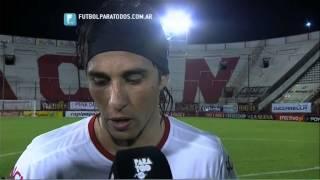 """Toranzo: """"Nos vamos con mucha bronca"""". Huracán 0 - Crucero del Norte 2. Fecha 8. B Nacional"""