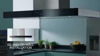 Panasonic Integrated Kitchen Design - Cooker Hood - The New ... view on break.com tube online.