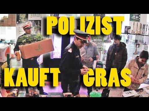 Polizist und Cannabis - Polizei