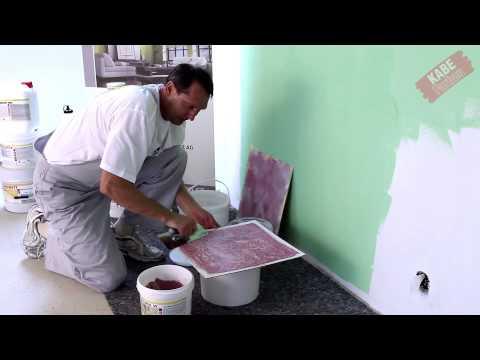 Farby Kabe - techniki zdobienia