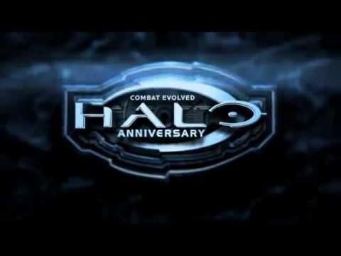 Halo Combat Evolved Anniversary (Halo 1 Remake) - E3 2011 Gameplay HD