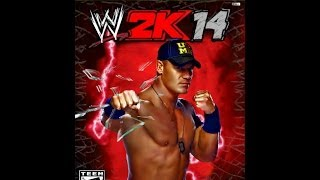 WWE 2k14 PS2