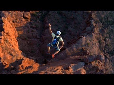 Le désert de Moab et les sacs à dos magiques