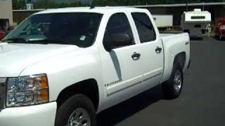 2007 Chevrolet Silverado 1500 Crew Cab Short Bed Enumclaw, Seattle, Puyallup WA - 10186B videos
