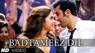 Badtameez Dil Yeh Jawaani Hai Deewani Full Song (Official