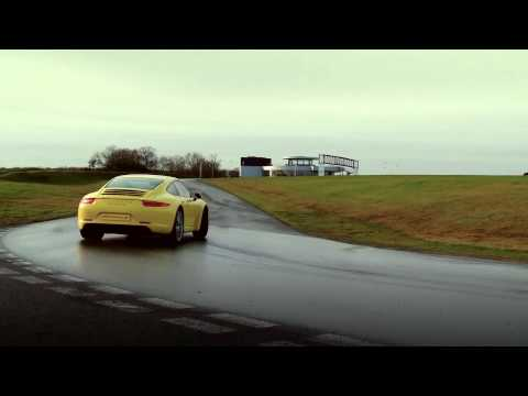 Driven: The new Porsche 911, Watch the all new Porsche 911 (991) being put through its paces at the Porsche Experience Centre Silverstone. Gordon Robertson explains some of the new cutti...