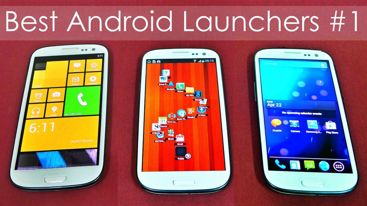 Скачать Galaxy S4 Launcher Для Андроид