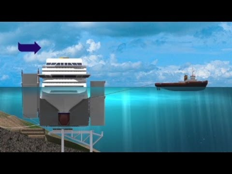 Costa Concordia wreckage afloat again