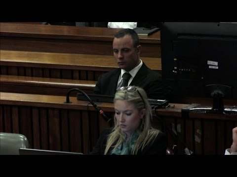 Psychiatrist tells court Pistorius has 'anxiety disorder'