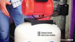 Como instalar un Sistema Hidroneumático