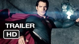 Man Of Steel Official Trailer Fate Of Your Planet (2013