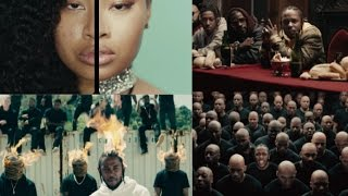 Kendrick Lamar Trigger Feminists with his new song 'Be Humble'