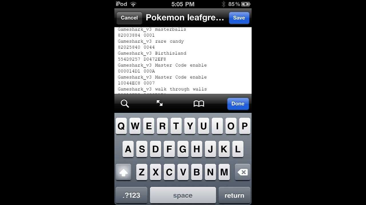 Gba4ios 2 0 pokemon emerald cheats best gba emulator for android
