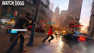 Watch Dogs: No Online Free Roaming PS3 / Xbox Current