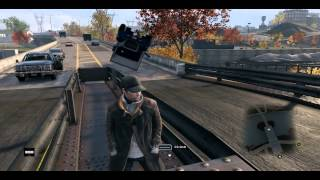 Watch Dogs Funny Moments, Deaths, Fails,bugs And Jumps
