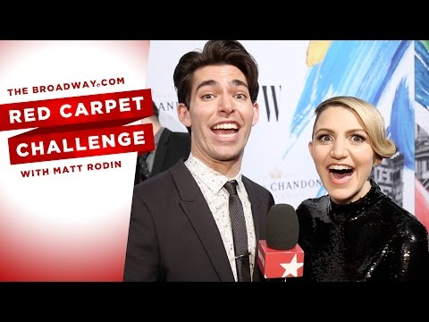 Red Carpet Challenge: SUNDAY IN THE PARK WITH GEORGE with Jake Gyllenhaal, Annaleigh Ashford & More
