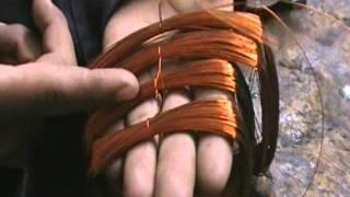 Rebobinar un motor eléctrico