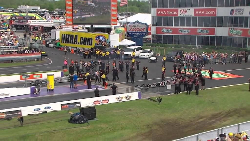 O 39 reilly auto parts nhra springnationals royal purple for Royal motors houston tx