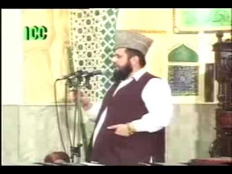 Hazrat Mufti iqbal Chisti Jami Bayan --1.avi