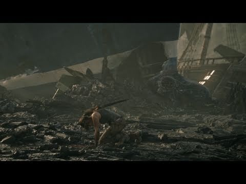 "Tomb Raider ""Turning Point"" Debut Trailer [Spanish Version]"